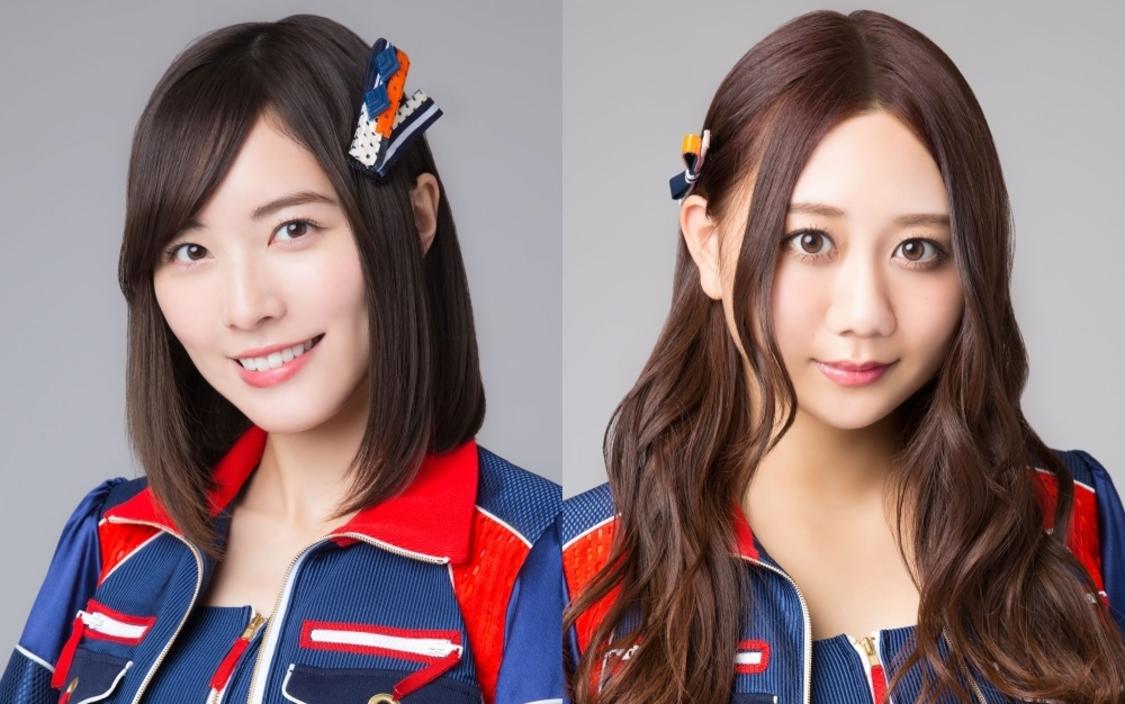 SKE48松井珠理奈&古畑奈和、TOKYO FM『ディア・フレンズ』初出演「わたしがいない2ヶ月の間に、 SKE48メンバーの意地を見た」