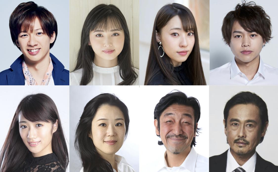 須藤茉麻(Berryz工房)、 藤江れいな、藤田奈那ら、舞台<知恵と希望と極悪キノコ>出演決定!