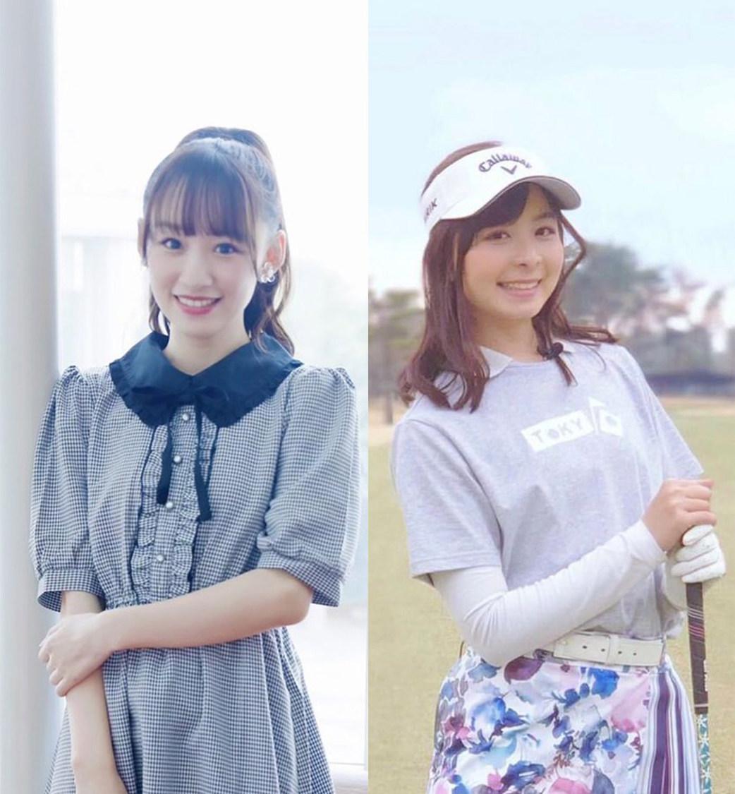 【連載】=LOVE 音嶋莉沙×UUUM GOLFなみき(前編)「ゴルフは私にとってすべてにおいてプラスだった」