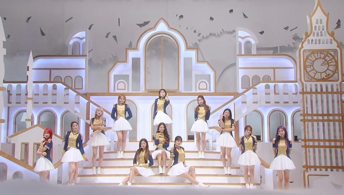 IZ*ONE、『CDTVライブ!ライブ!』で「幻想童話(Secret Story of the Swan)」日本語バージョン初披露!