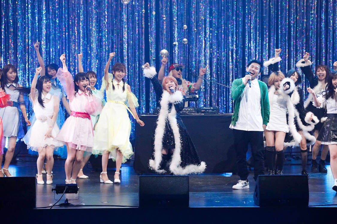 カミフレ、たこ虹、わーすた、ヤサマオシ(矢口真里選抜)ら、合同無観客ライブで描いた希望に溢れた景色