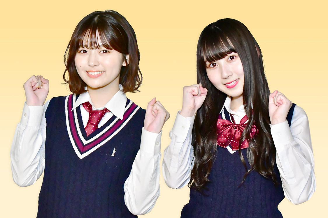 """SKE48 井上瑠夏、『SKE48 ゼロポジ』MC就任決定「史上最強の""""るか""""コンビで頑張ります!」"""