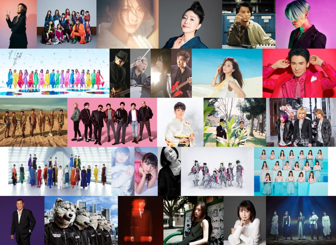 AKB48、乃木坂46、BiSH、日向坂46ら登場!TBS『音楽の日2020』出演アーティスト第1弾23組発表