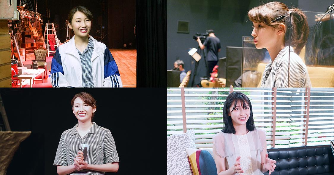 元乃木坂46 井上小百合、公式YouTubeチャンネルを開設!女優活動の裏側に密着