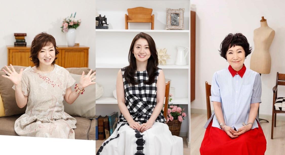 大島優子、森山良子&清水ミチコによるご婦人救済バラエティ番組にゲスト出演決定!