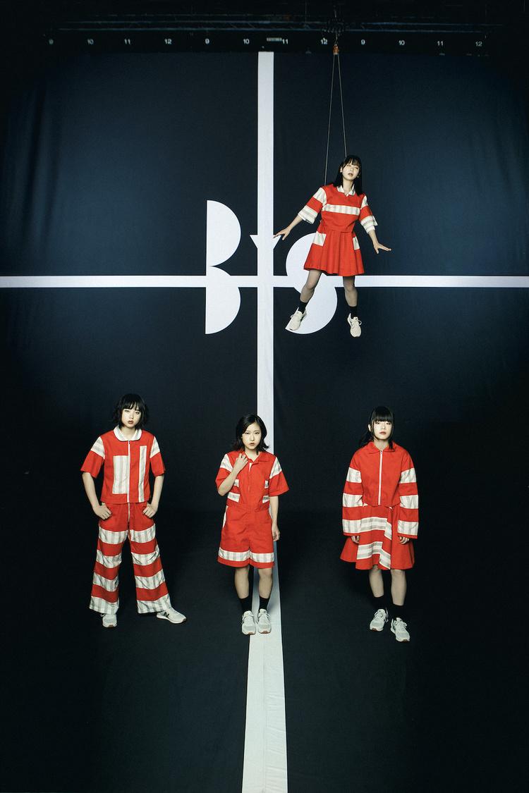 BiS、ワンカットで撮影した「CURTAiN CALL」MV解禁!