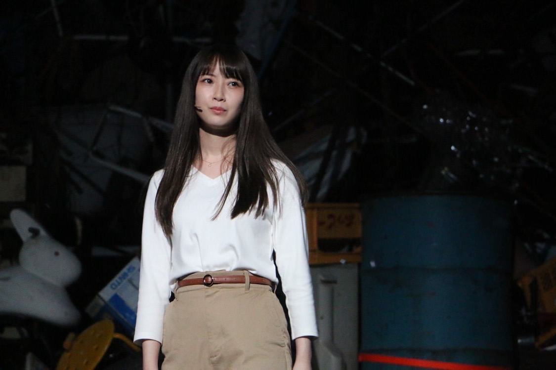 SKE48 高柳明音、ヒロイン役の舞台<単純明快なラブストーリー>開幕「こんな時だから出会えた作品です」