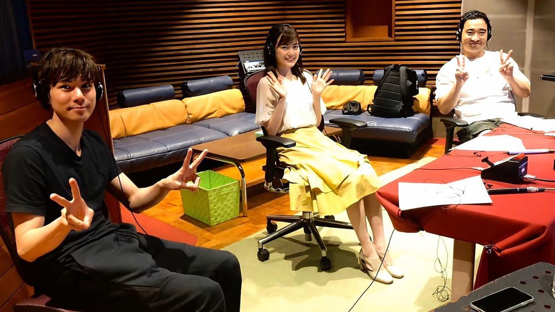 写真左から:柿澤勇人、生田絵梨花(乃木坂46)、斉藤慎二(ジャングルポケット)│(C)TBS