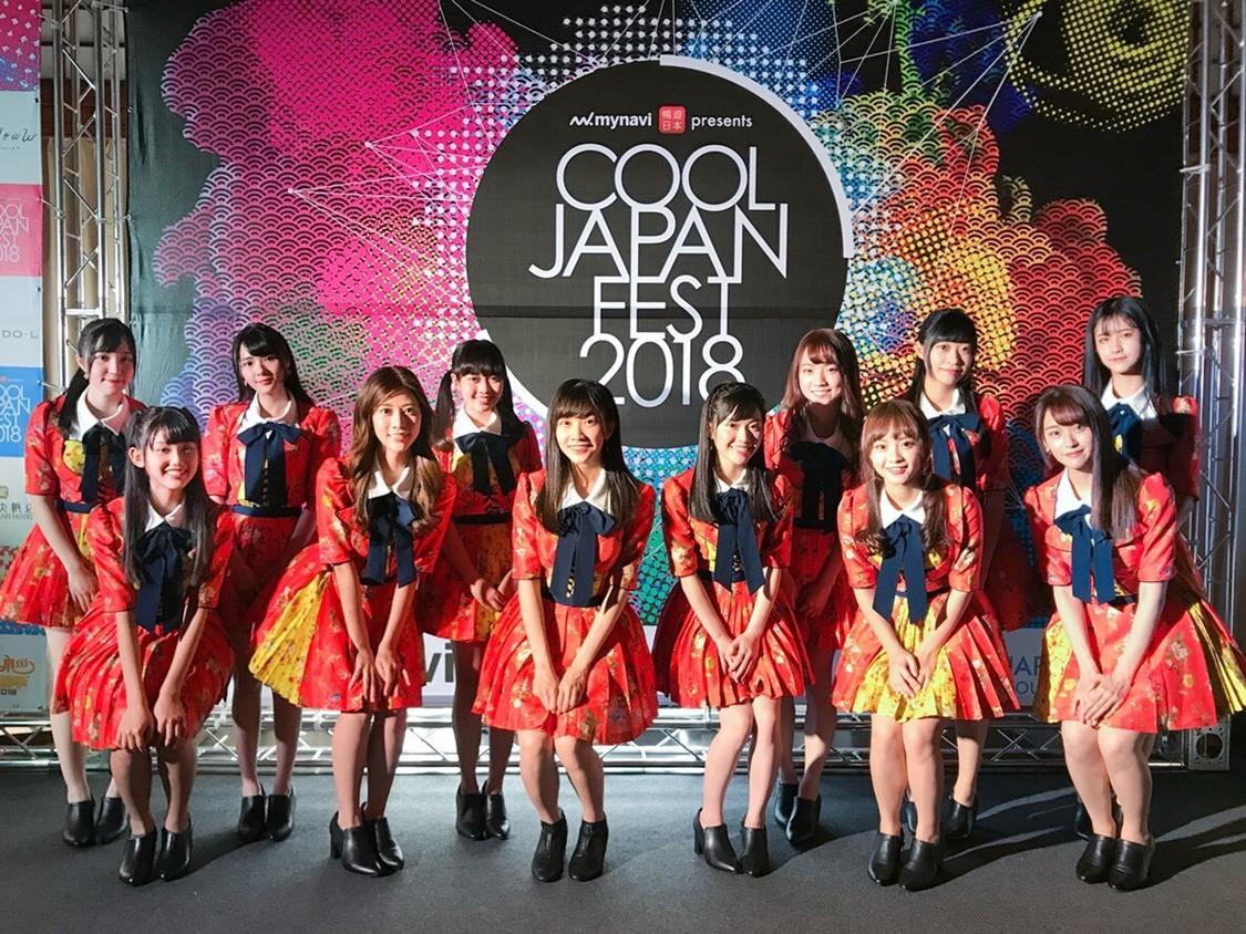 AKB48 Team TP、アジア最大級のインフルエンサーの祭典でパフォーマンスを披露!