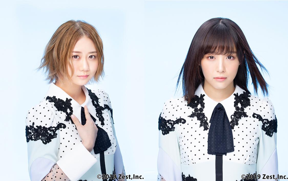 SKE48 古畑奈和&鎌田菜月、<DISTANCE-TOUR->豊橋公演への出演決定!